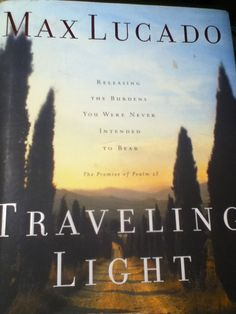 Book #28--Max Lucado always provide great books. This was a great read that explores the 23rd Psalm.
