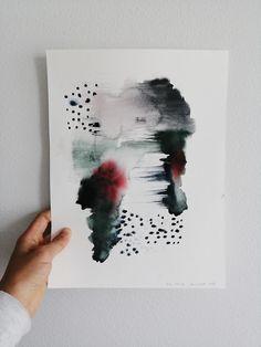 by Ida-Auroora Paintings, Watercolors, Artwork, Cards, Instagram, Water Colors, Work Of Art, Paint, Auguste Rodin Artwork