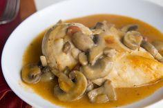 Crock Pot Chicken á La Antoinette