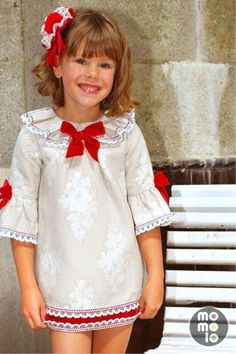 momolo.com red social de #modainfantil #kids #kidswear #fashionkids #momolo #kidsfashion #niño #moda MOMOLO   moda infantil   Vestidos Kauli, Tocados Kauli, niña, 20150722110953