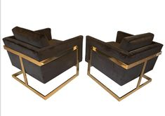 Milo baughman chairs available at propertyfurniture.com