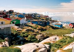 23 Reasons to Travel, from Outside Magazine. (Pictured: Ilulissat, Greenland.)