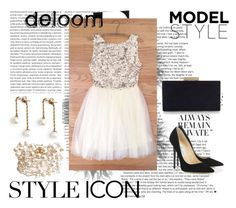 """""""#lovedeloom"""" by ermina996 ❤ liked on Polyvore featuring Oris, Monsoon, Jimmy Choo and lovedeloom"""