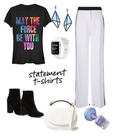 """""""Star Wars"""" by oespinal on Polyvore featuring moda, Victoria, Victoria Beckham, Witchery, Cynthia Rowley y Issey Miyake"""