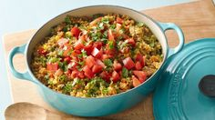 Try this protein-packed dinner made in one pot, with quinoa and all your favorite Mexican flavors.