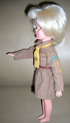 patch 44 Strict Sindy Patch Toboggan Htf Blue Boots ? Dolls Dolls, Clothing & Accessories