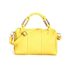 I really want a yellow bag!!