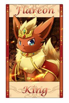 Flareon King
