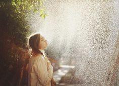 Summer-like rain by tayaiv.deviantart.com on @deviantART