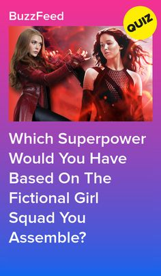 I got teleportation Which Superpower Would You Have Based On The Fictional Girl Squad You Assemble? Quizzes Funny, Fun Quizzes, Hunger Games Quiz, Hunger Games Costume, Hunger Games Problems, Princess Quizzes, Princess Disney, Potter House Quiz, Superpower Quiz