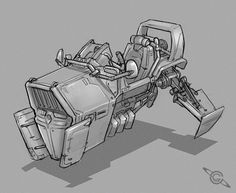 So this is the last batch of concept hover bikes I've done. I came with the concept of getting rid of the back. Spaceship Art, Spaceship Design, Spaceship Concept, Concept Cars, Arte Sci Fi, Sci Fi Art, Hover Bike, Star Wars Vehicles, Star Wars Rpg