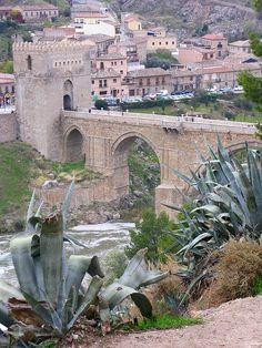 Toledo es muy bonita!