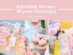 Birthday Bash, Girl Birthday, Snow White Costume, Traditional Cakes, Tropical Vibes, High Tea, Nursery Rhymes, Party Planning, Pretty In Pink