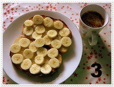 Sweet honey breakfast