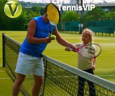 Тренер по теннису: Тренер по теннису.