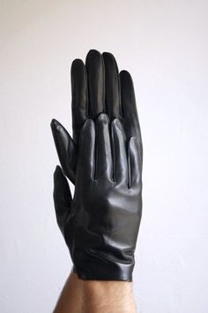 Men's Glace Leather Gloves