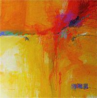 Lemon/Orange - Charles Emery Ross