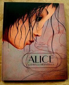 Rebecca Dautremer - Alice Au Pays Des Merveilles
