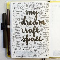 Describe your dream craft space