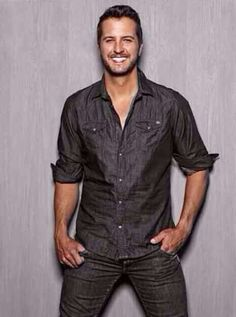 I like this picture of Luke Bryan