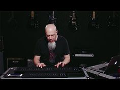 """The """"Seaboard"""", a new instrument played by Jordan Rudess Jordan Rudess, I Am Awesome, Jordans, Technology, Music Production, Youtube, Keyboard, Piano, Hardware"""