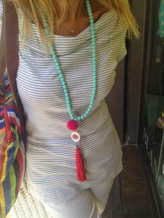3 For Fabulous Fashion: Hidden treasures in Domus Mitropoleos! Tassel Necklace, Crochet Necklace, Bohemian Style Jewelry, Hidden Treasures, Evil Eye, Fashion Jewelry, Lifestyle, Blog, How To Wear