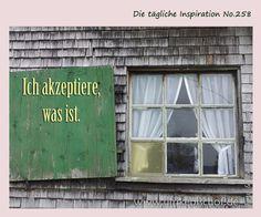 Die tägliche Inspiration No.258  www.inspirationenblog.wordpress.com  www.ulrikebischof.de