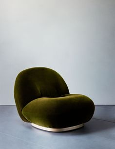 Pierre Paulin's vintage-designed Pacha Lounge Chair captures the mood of the swinging with its sculptural, low -slung curves. Shopping Cart Hammock, Gripe Water, Table Design, Chair Design, Baby Car Mirror, Baby Sleepers, Furniture Design, Plywood Furniture, Modern Furniture