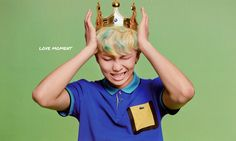 RM - 2015 BTS Season's Greeting