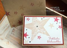 Use for Christmas Thank You Cards