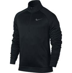 475e7f29ca3 Nike Men s Therma Long Sleeve Quarter Zip Shirt