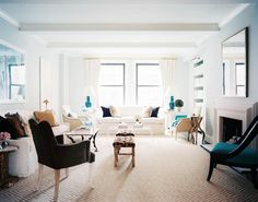 Marcus Design: {house tour: lilly bunn weekes}