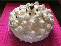 Oroszkrém torta, szerintem Isteni lett! Csodás választás minden alkalomra! - Egyszerű Gyors Receptek