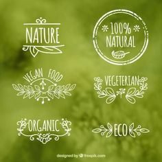 Les étiquettes des aliments écologiques