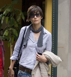 option for growing out pixie cut.