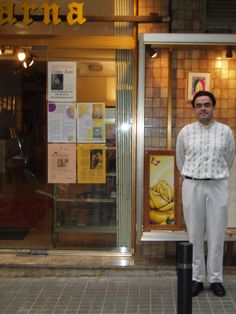 Exposición Serie RosLuz en Sala Barna (Barcelona) · 2006