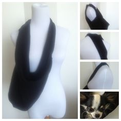 HEART PUP PUPPY POCKET SCARF SLING SMALL DOG PET CARRIER by HeartPup