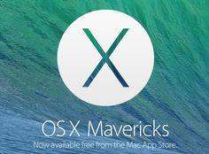OS X Maverick – free upgrade pre Váš Mac - http://detepe.sk/os-x-maverick-free-upgrade-pre-vas-mac/