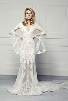 Wedding dress trends to know - click to see all the newest styles that are going to inspire brides-to-be everywhere.