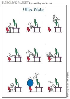 Office Pilates