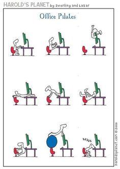 Office Pilates