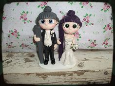These Are The Latest Wedding Toppers I Have Created They Wanted Ski Theme Incorporated