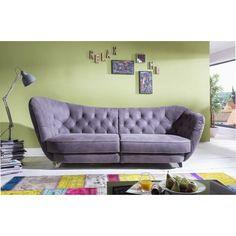 Sofa von CARRYHOME - Retro-Look mit modernem Touch