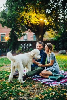 Forget Engagement Photos — This At-Home Newlywed Shoot Is So Much Better!