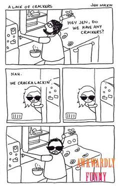 ROFL!!! Dem Crackers