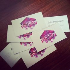 Sourge business card :-)