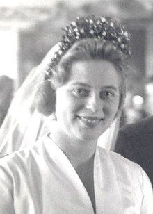 Princess Margarita of Baden, oldest child of Bernhard and Theodora of Baden. Royal Brides, Royal Weddings, Adele, Prins Philip, German Royal Family, King George I, Margrave, Greek Royalty, Germany And Prussia