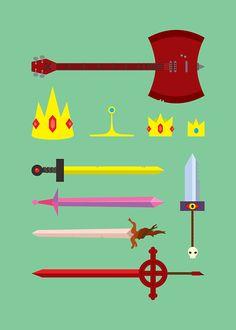 Tatuagem Adventure Time, Adventure Time Tattoo, Adventure Time Marceline, Adventure Time Anime, Cartoon Network, Adventure Time Parties, Adventure Time Crafts, Bubbline, Abenteuerzeit Mit Finn Und Jake