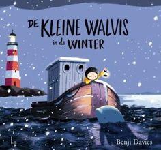 De kleine walvis in de winter - Benji Davies