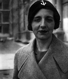 "María Zambrano (1907 – 1991), Spanish philosopher and essayist famous for the concept of ""poetic reason""."